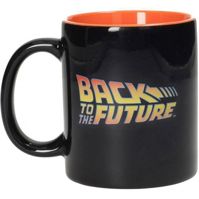 Retour vers le Futur - Mug Panneau de contrôle