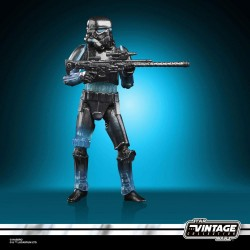 Figurine Shadow Stormtrooper (The Force Unleashed) - Star Wars Vintage Collection Gaming Greats