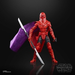 Figurine Carnor Jax (Crimson Empire) - Star Wars Black Series Lucasfilm 50th Anniversary