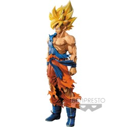 Figurine The Son Goku - Manga Dimensions - Super Master Stars Piece - Dragon Ball Z