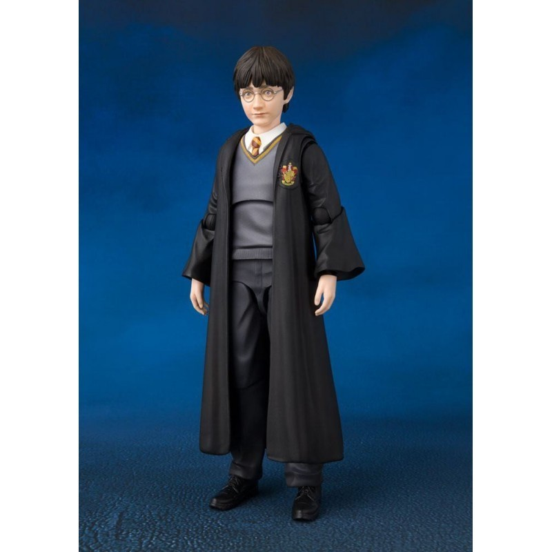 Harry Potter - Figurine Harry Potter S.H. Figuarts