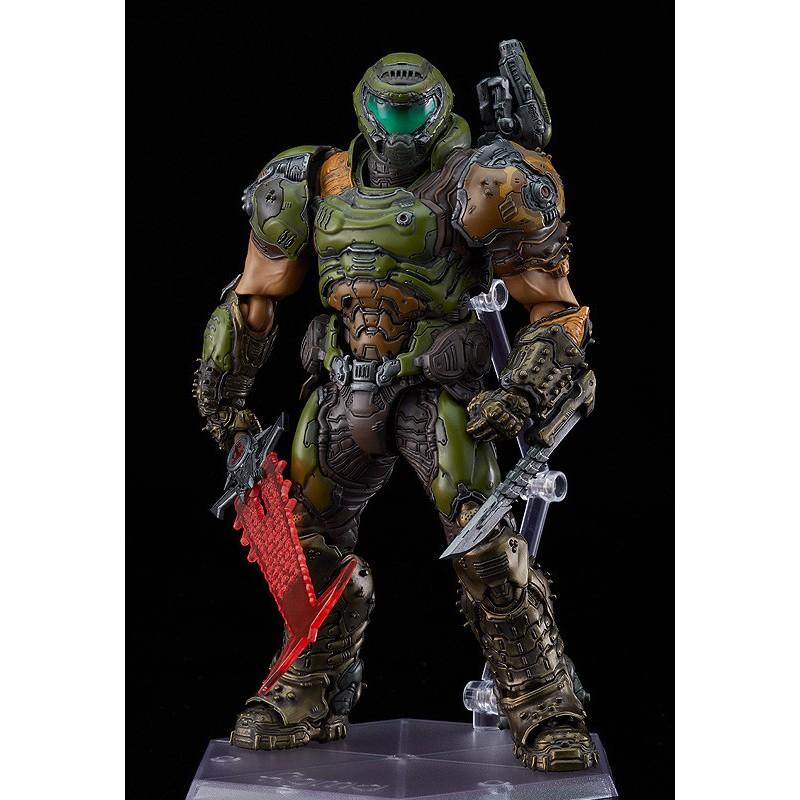 Figurine Figma Doom Slayer - Doom Eternal