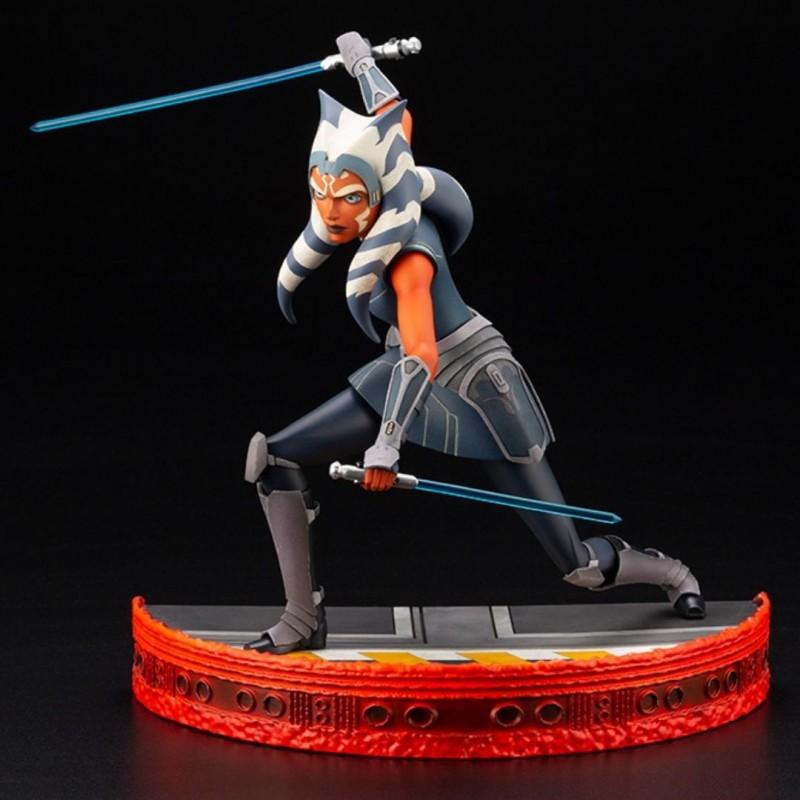 Statuette ARTFX Ahsoka Tano - Star Wars: The Clone Wars