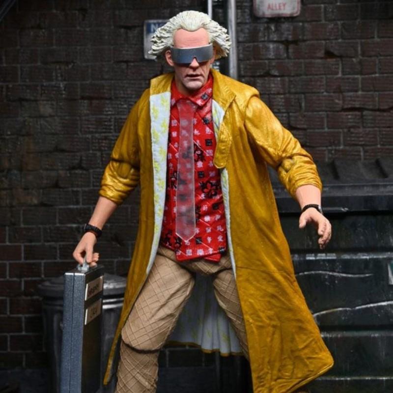 Figurine Ultimate Doc Brown 2015 - Retour vers le Futur II