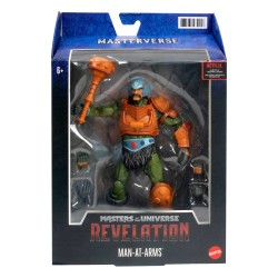 Figurine Man-At-Arms - Masters of the Universe: Revelation