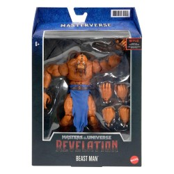 Figurine Beast Man - Masters of the Universe: Revelation