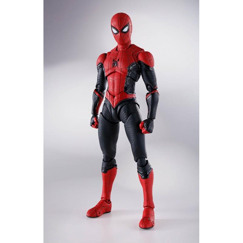 S.H Figuarts Spider-Man Upgraded Suit (Special Set) - Spider-Man : No Way Home