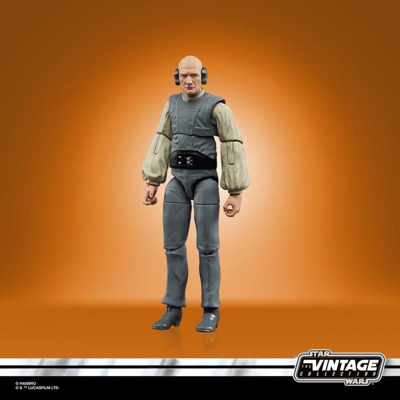 Figurine Lobot (Episode V) - Star Wars Vintage Collection