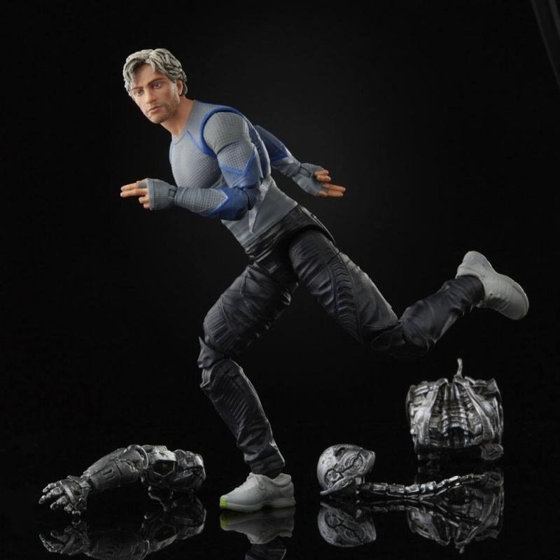 Figurine Quicksilver - Marvel Legends Series - The Infinity Saga