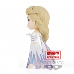 Disney Characters - Figurine Q Posket Elsa Ver. A - Frozen 2