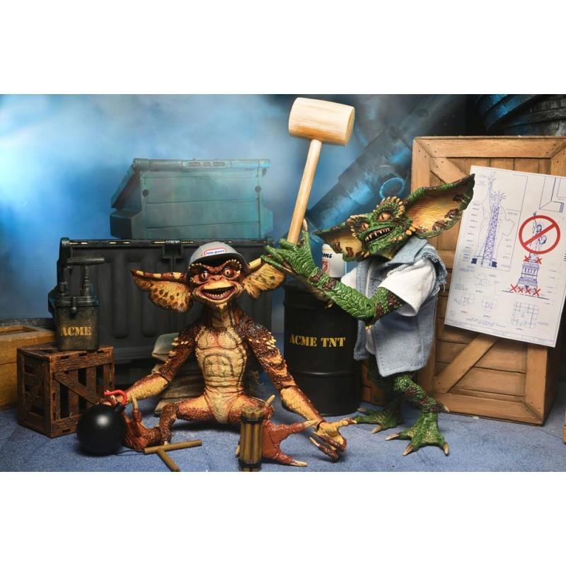 Pack de 2 figurines Gremlins - Ultimate Demolition - Gremlins