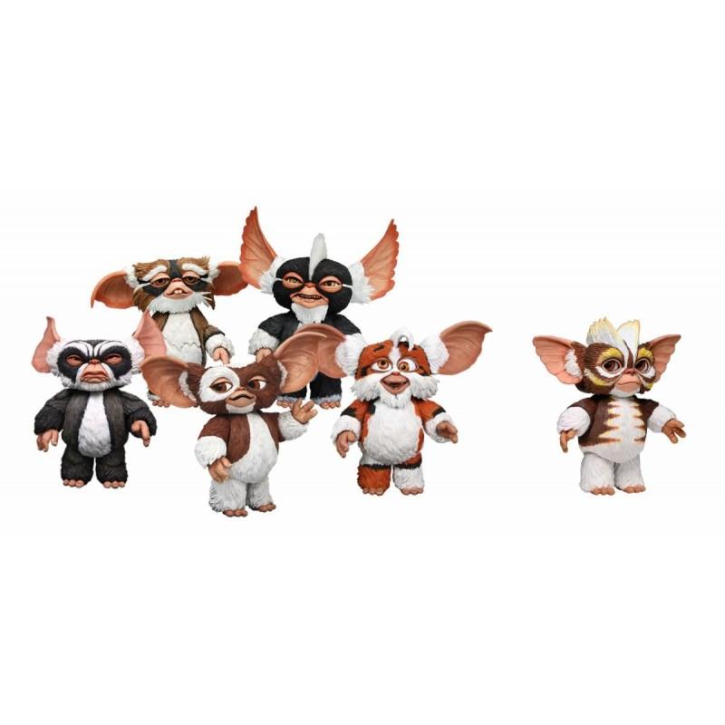 Pack 6 figurines Mogwais - Gremlins 2