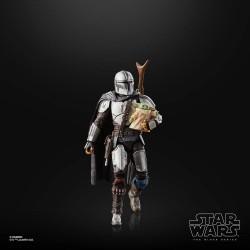 Figurine Mandalorian & Grogu (Maldo Kreis) (The Mandalorian) - Star Wars Black Series