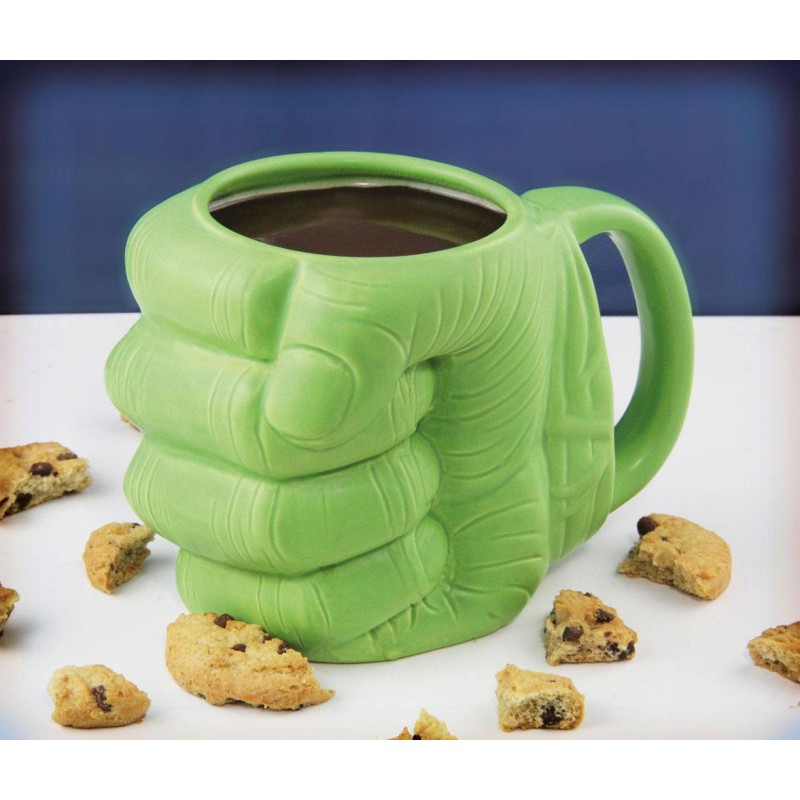 Marvel - Mug Poing de Hulk