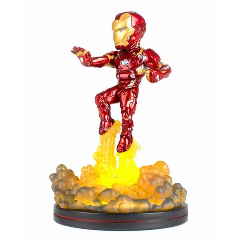 Marvel - Figurine Iron Man Q-Fig FX