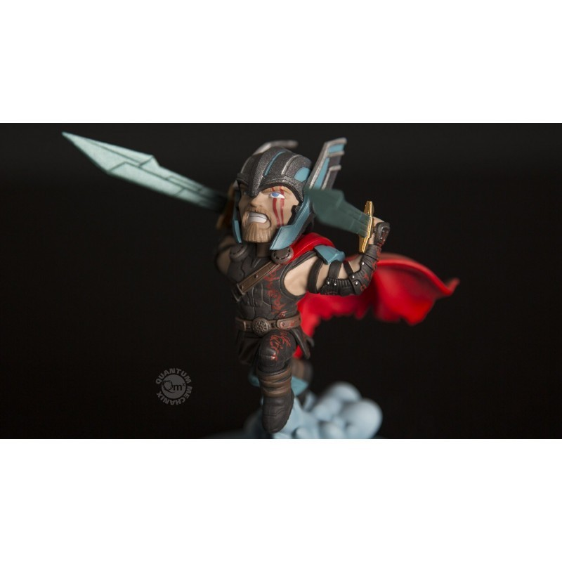 Marvel - Figurine Thor Ragnarok Q-Fig