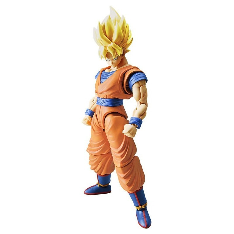 Dragon Ball Z - Figure-rise Super Saiyan Son Goku - Maquette Model Kit
