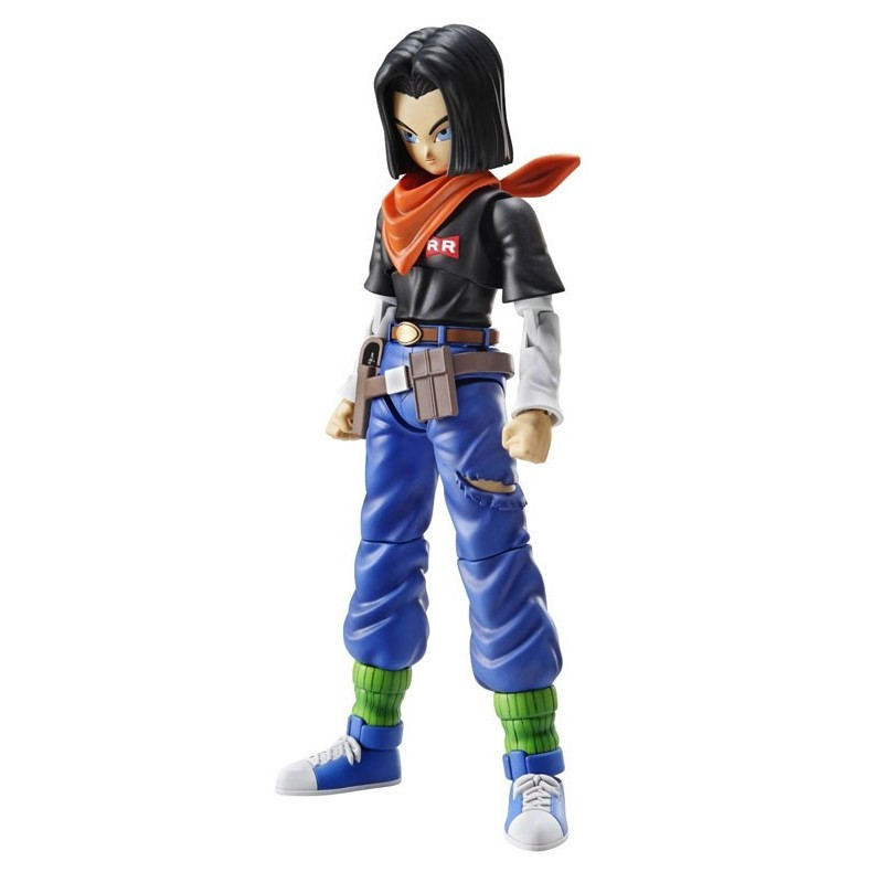 Dragon Ball Z - Figure-rise C-17 - Maquette Model Kit