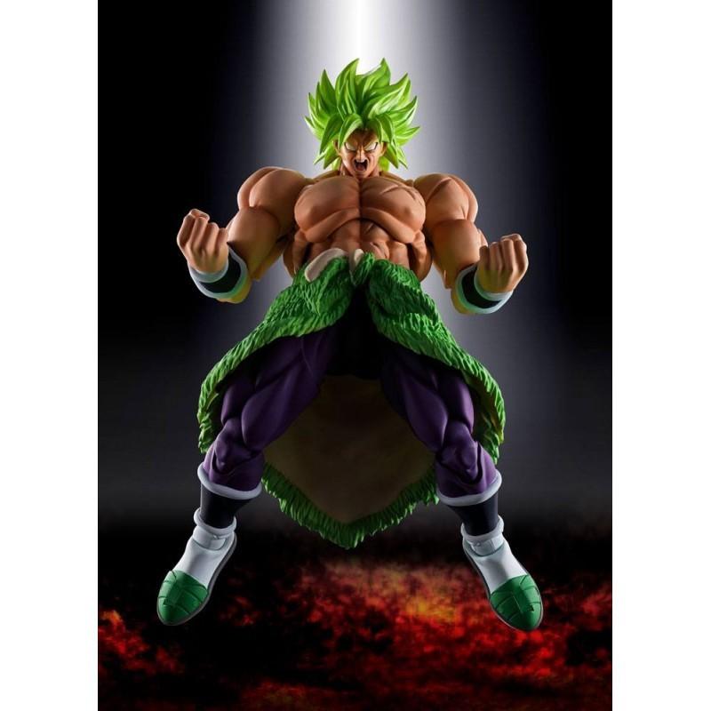 Dragon Ball Super - S.H Figuarts Super Saiyan Broly Full Power