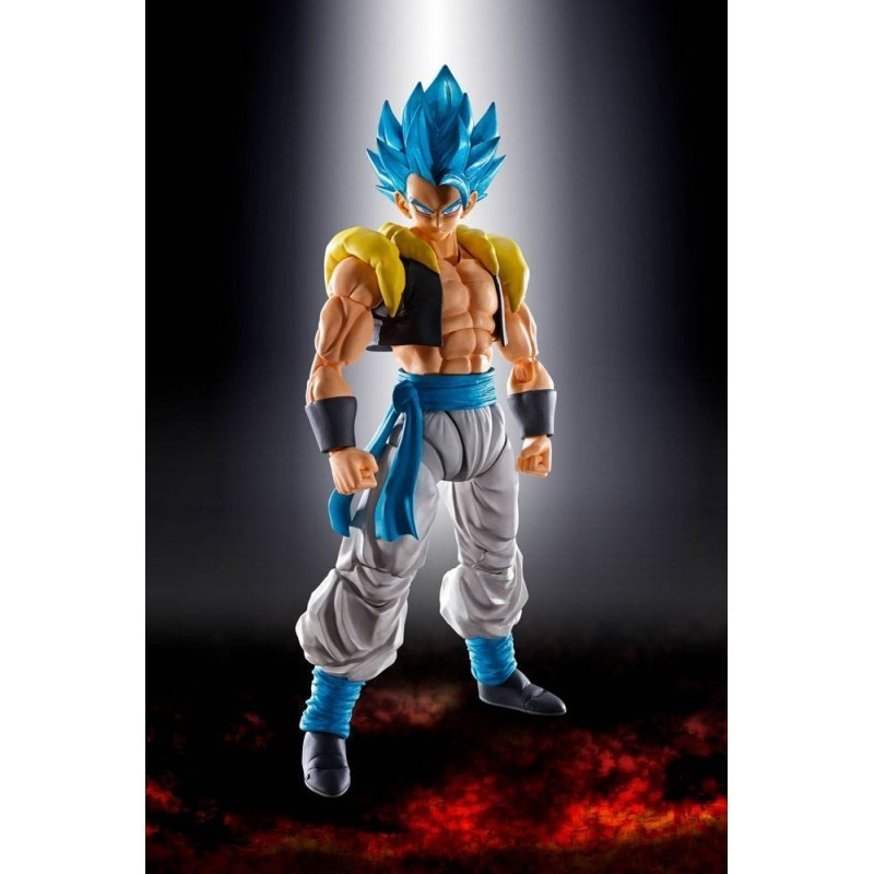Dragon Ball Super - S.H Figuarts Gogeta Super Saiyan God