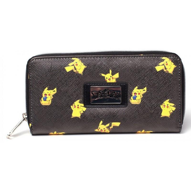 Pokémon - Porte-monnaie femme Pikachu