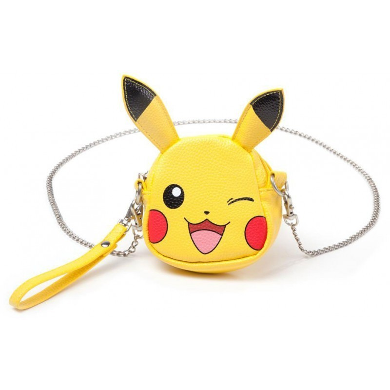 Pokémon - Sac à main / porte-monnaie Pikachu