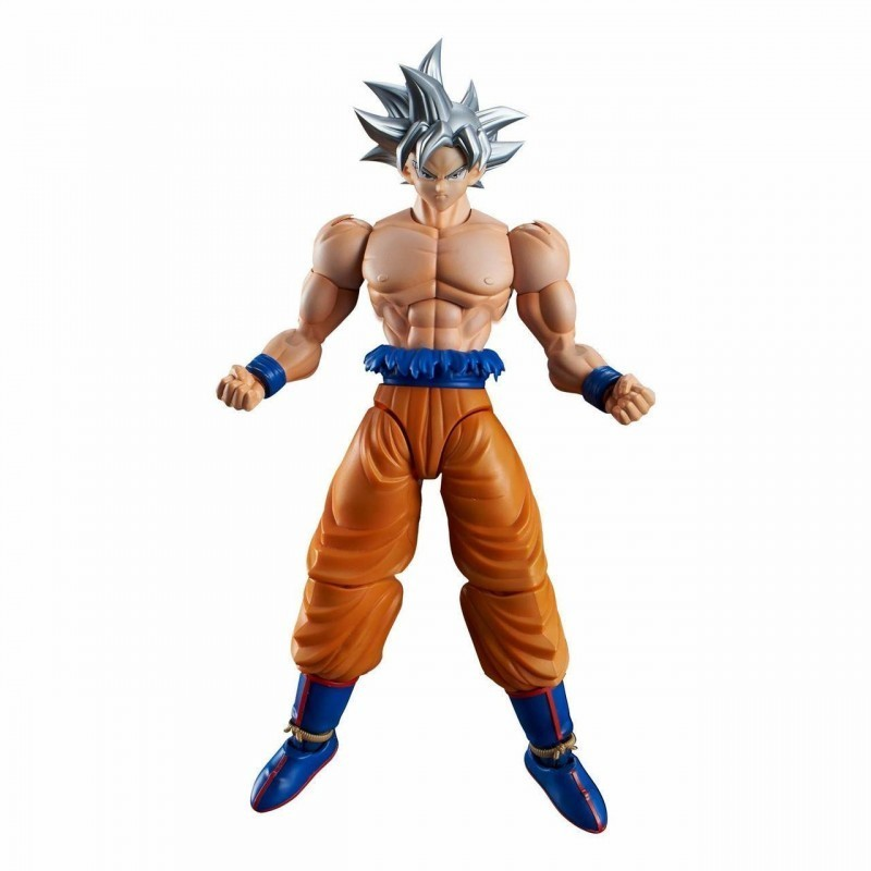 Dragon Ball Super - Figure-rise Standard Goku Ultra Instinct - Maquette Model Kit