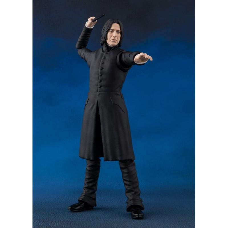 Harry Potter - Figurine Severus Rogue S.H. Figuarts