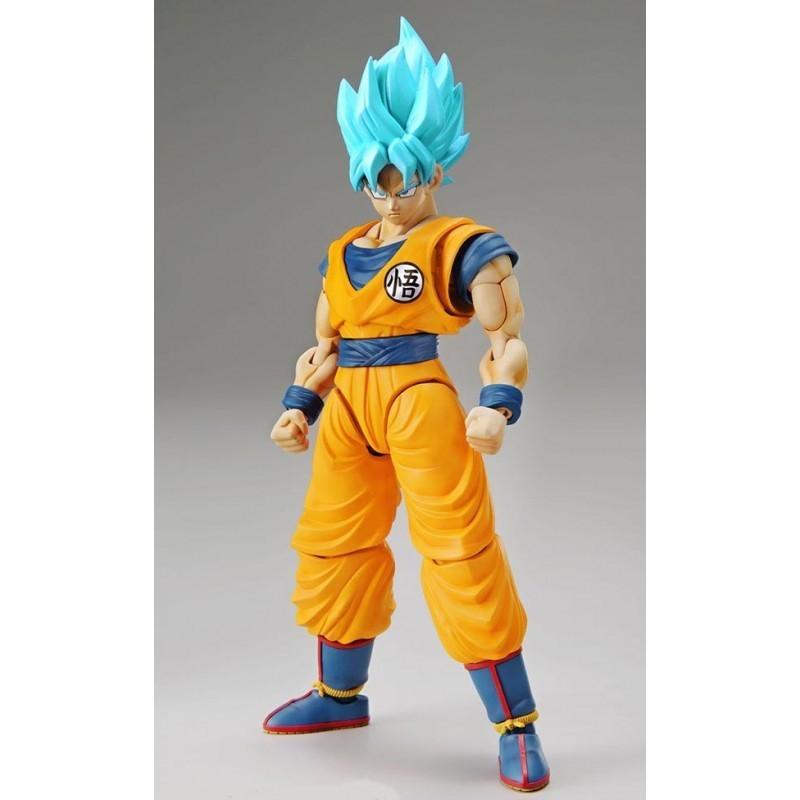 Dragon Ball Super Movie - Figure-rise Standard Son Goku Super Saiyan Blue - Maquette Model Kit