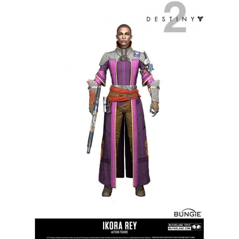 Destiny - Figurine Ikora Rey