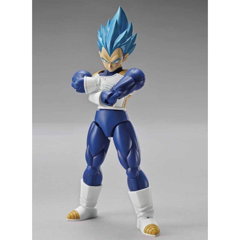 Dragon Ball Super Movie - Figure-rise Standard Vegeta Super Saiyan Blue - Maquette Model Kit