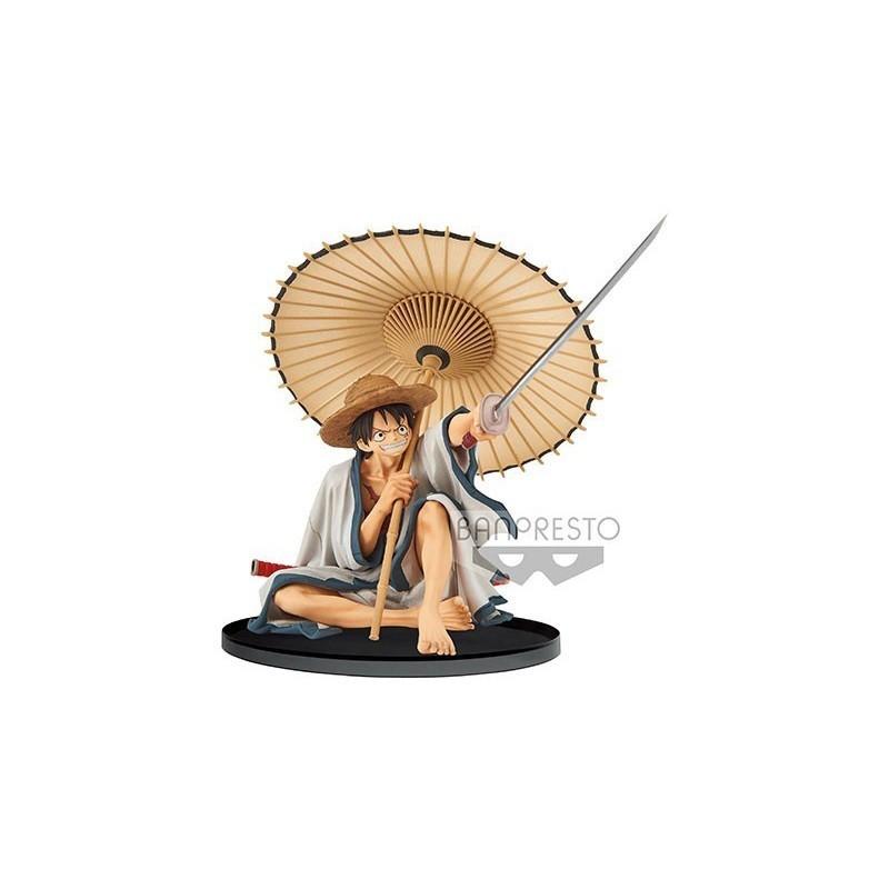 One Piece - Figurine Monkey D. Luffy - BWFC2 vol.6