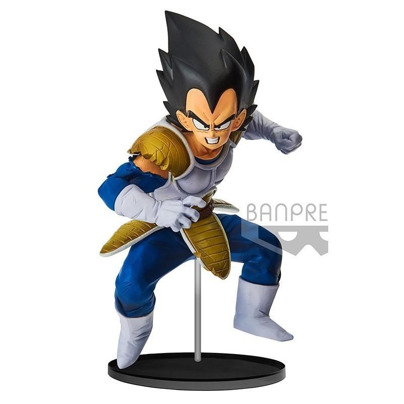 Dragon Ball Z - Figurine Vegeta - BWFC2 vol.5