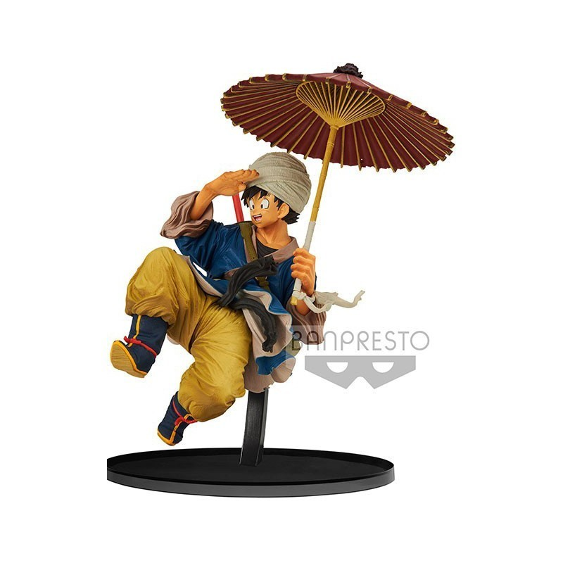 Dragon Ball Z - Figurine Son Goku - BWFC2 vol.6