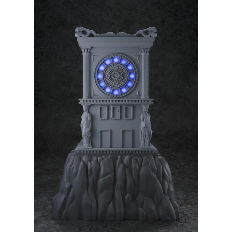 Saint Seiya - Horloge du Santuaire Saint Cloth Myth (Sons et Lumières)