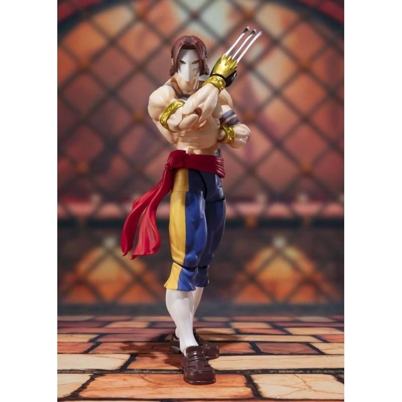 Street Fighter - Figurine S.H.Figuarts Vega