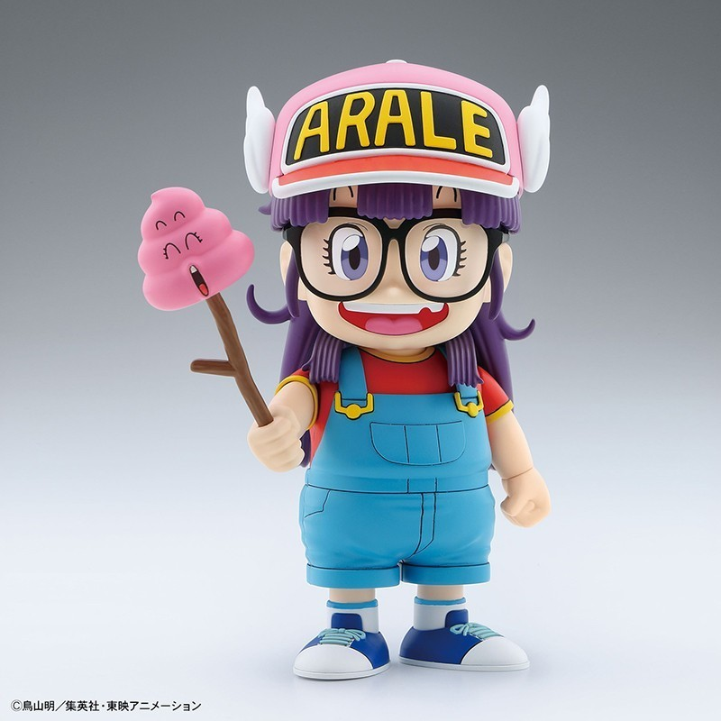 Dr Slump - Figure rise Mechanics Arale - Maquette Model Kit