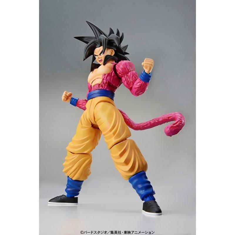 Dragon Ball GT - Figure-rise Son Goku SSJ4 - Maquette Model Kit