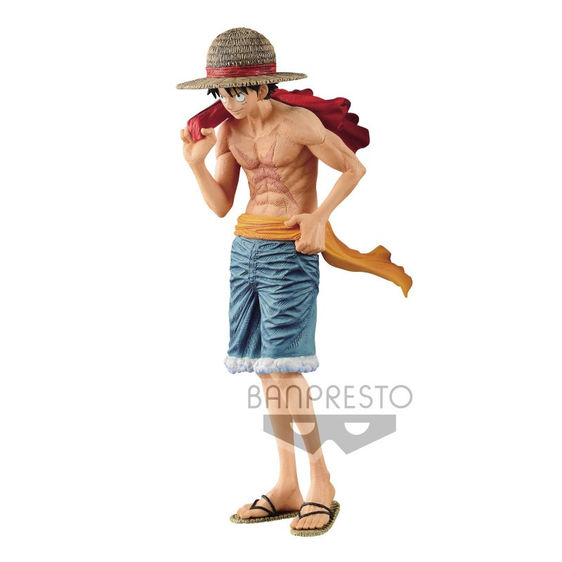 One Piece - Figurine Monkey D. Luffy - 20th Anniversary Magazine Cover