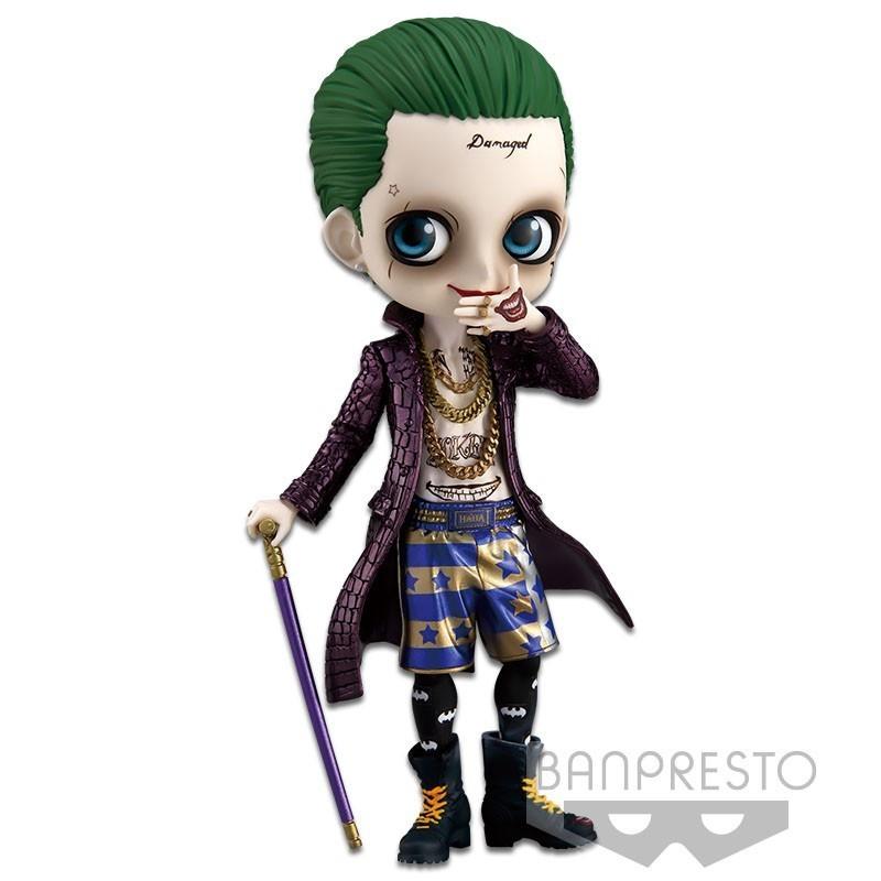 DC Comics - Figurine Q Posket Joker Suicide Squad