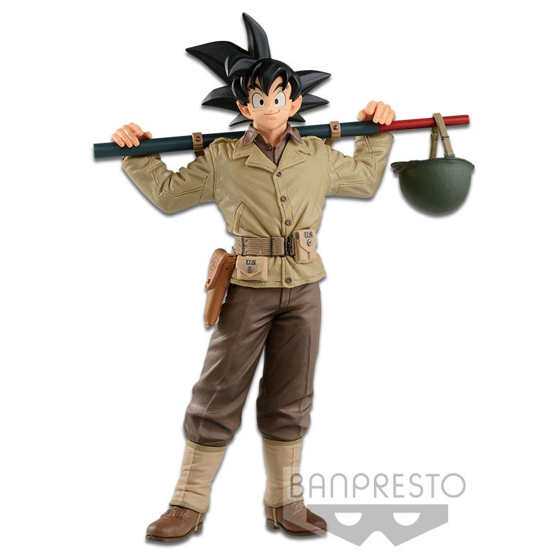 Dragon Ball Z - Figurine Son Goku BWFC2 Vol.4
