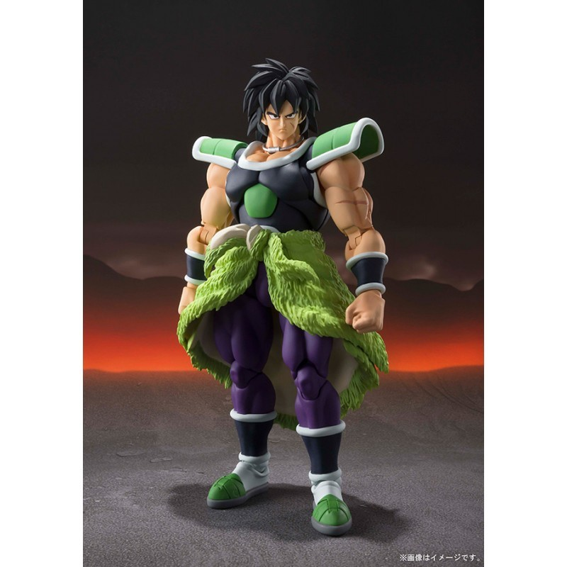 Dragon Ball Super - S.H Figuarts Broly