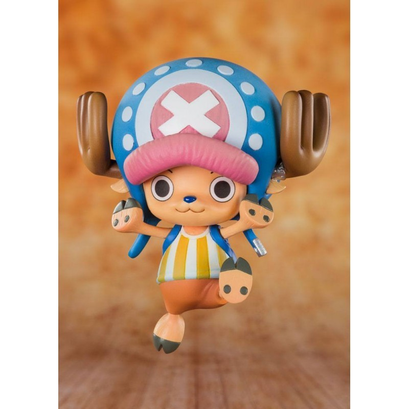 One Piece - Cotton Candy Lover Chopper - Figuarts Zero (Diorama 20ème Anniversaire)