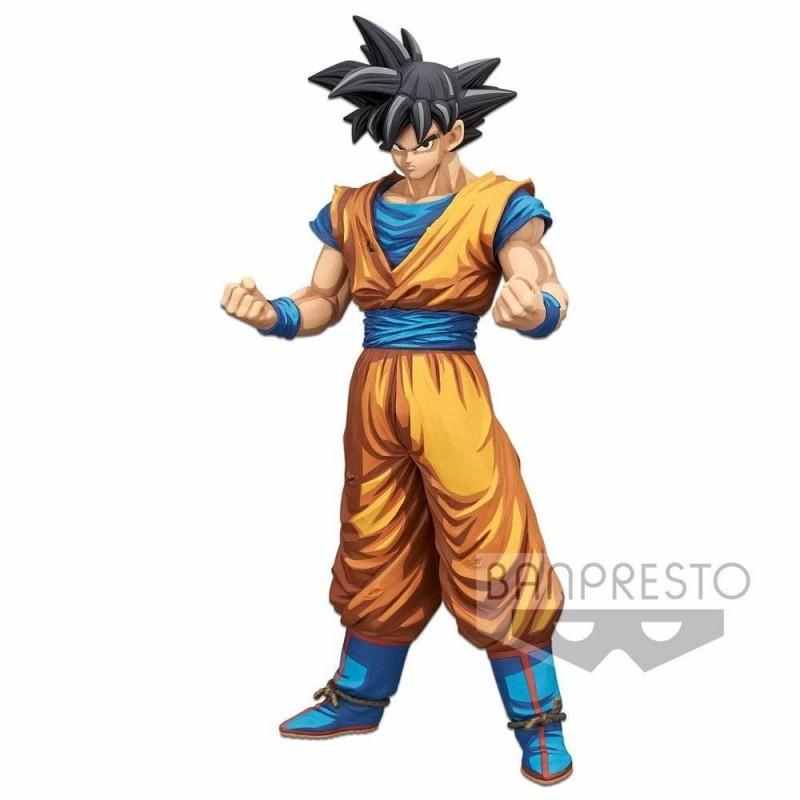 Dragon Ball - Figurine Grandista Son Goku - Manga Dimensions