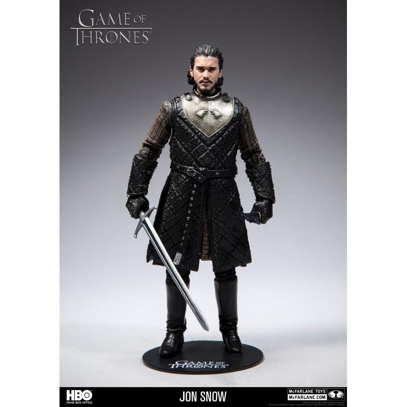 Game of Thrones - Figurine articulée Jon Snow 18 cm