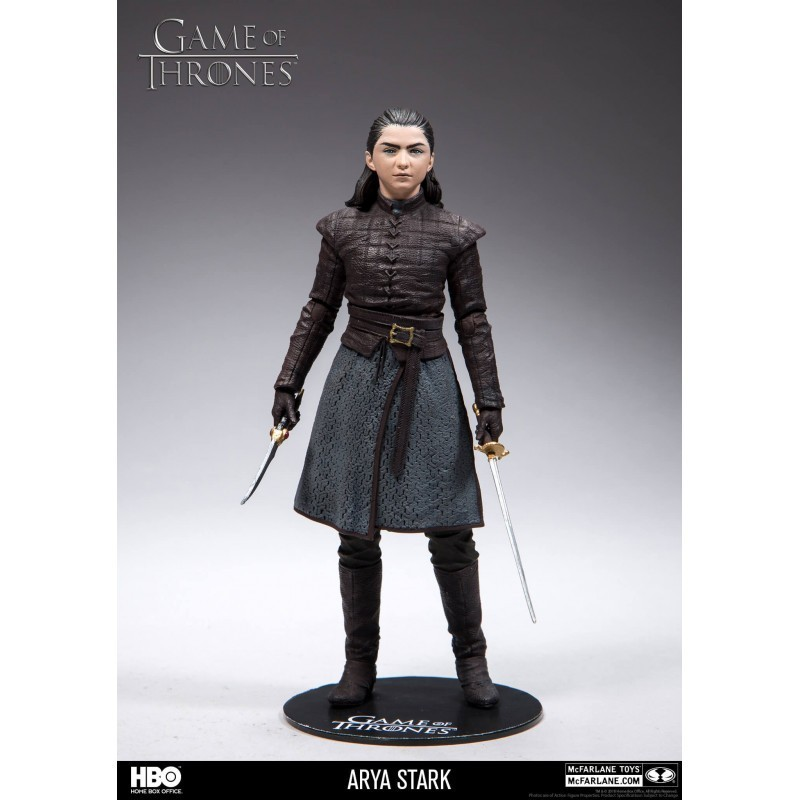 Game of Thrones - Figurine articulée Arya Stark 15 cm