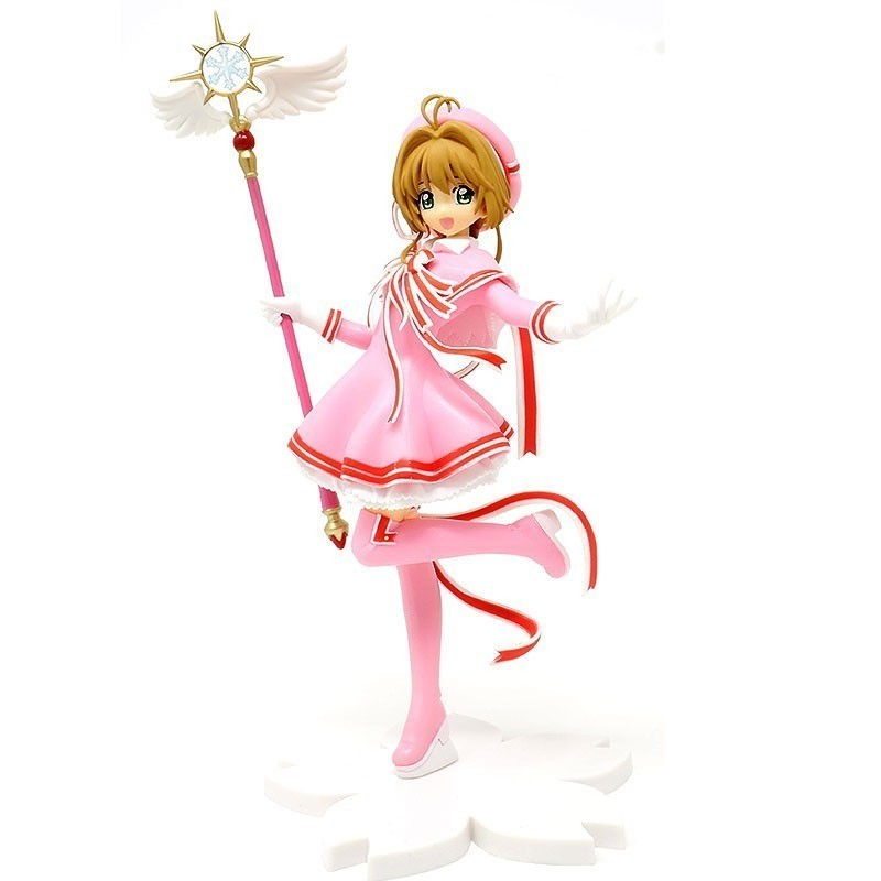 Card Captor Sakura - Figurine DFX Sakura Honey Form