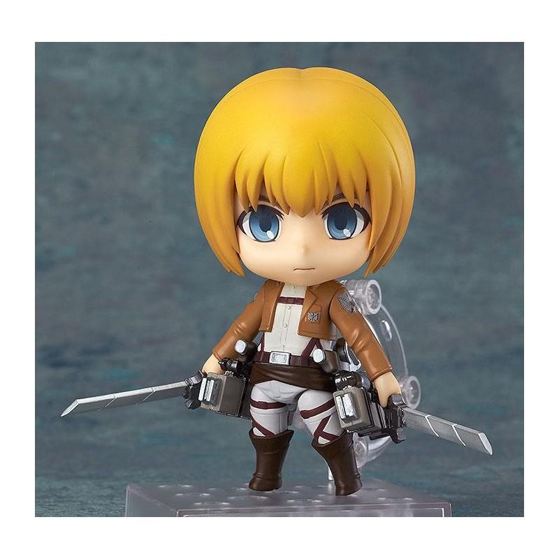 L'Attaque des Titans - Figurine Nendoroid Armin Arlert