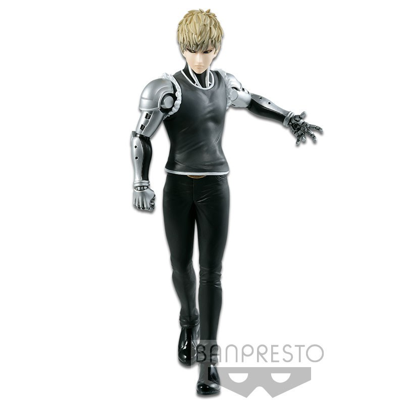 One Punch Man - Figurine Genos DFX Premium Figure