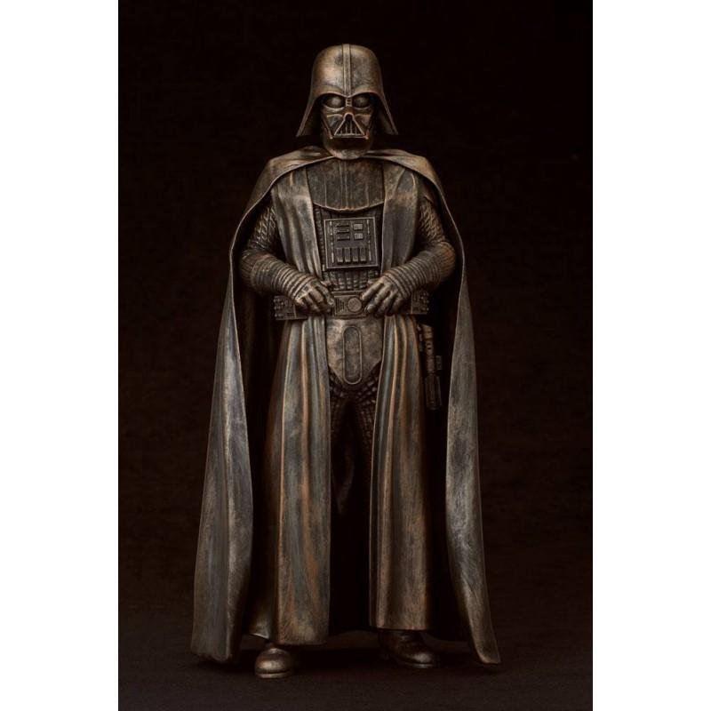 Star Wars - Statuette PVC ARTFX 1/7 Darth Vader Bronze Ver. SWC 2019 Exclusive (32 cm)